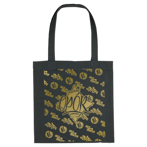 bag opor - golden logo