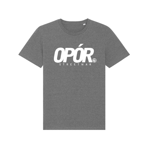 T-Shirt Opor - Logo (Fairtrade)