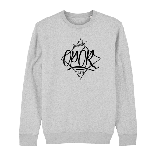 Crewneck Opor - Logo First