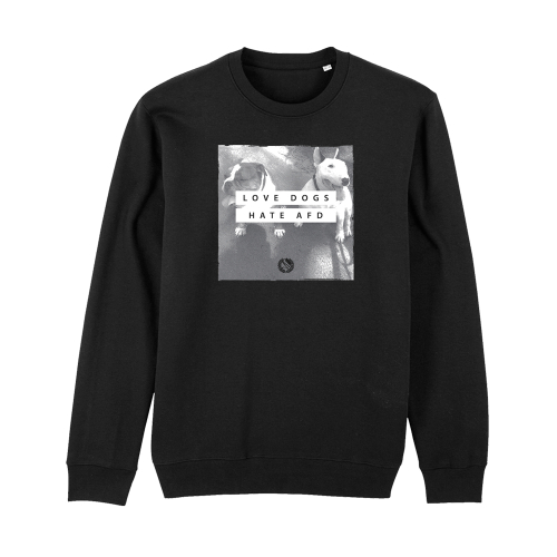 Crewneck Opor - Love Dogs