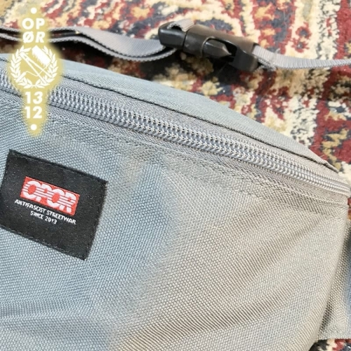 belt bag opor - casual Grau