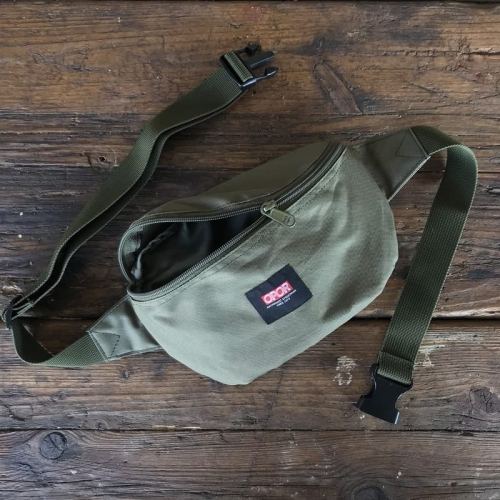 belt bag opor - casual Oliv