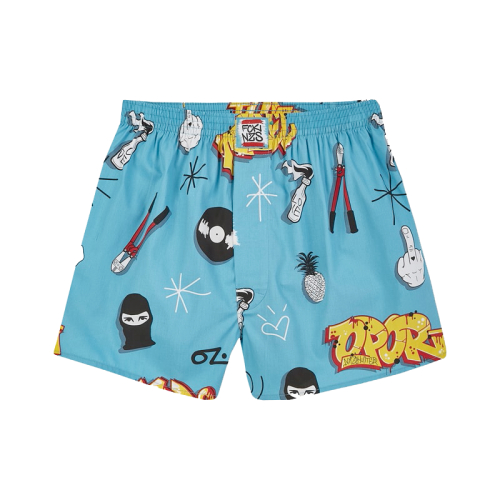 Unity Collab - Boxer Shorts