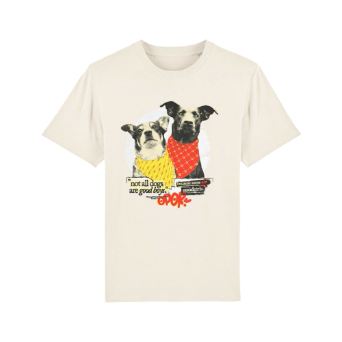 T-Shirt Opor - Not all Dogs
